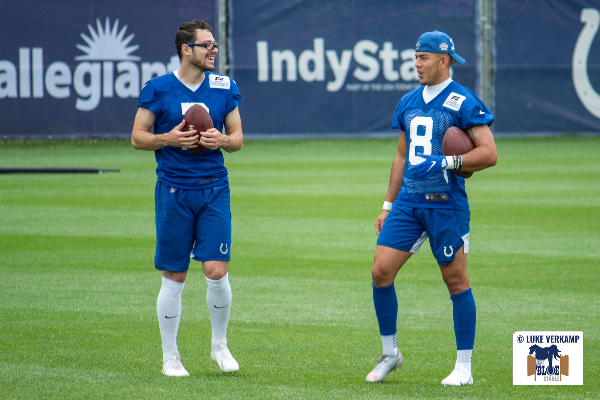 Colts v Ravens Post Game