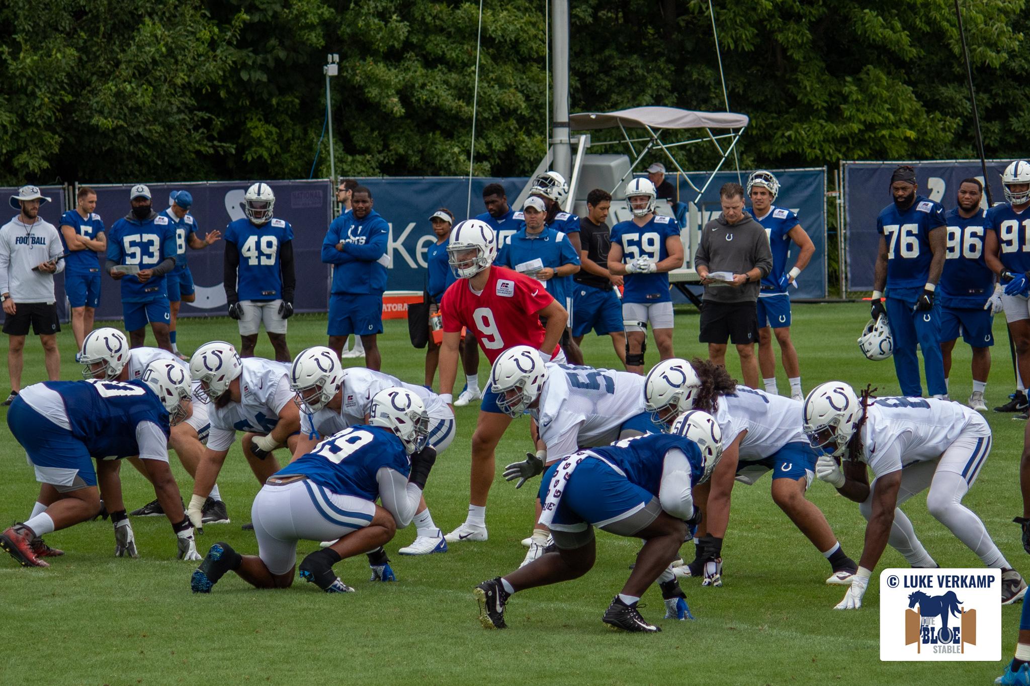 Colts @ Lions Preseason Week Three Preview